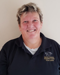 Trina Nethercliffe, support team at Scott Dunns Equine Clinic