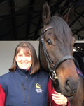 Ann Aslett, Scott Dunn's Equine Clinic