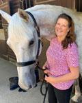 Lindsey Rea, Scott Dunn's Equine Clinic